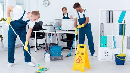 Limpieza de oficinas Málaga